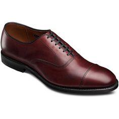 Allen Edmonds Men's Park Avenue Leather Cap Toe Oxfords (23.840 RUB) ❤ liked on Polyvore featuring men's fashion, men's shoes, men's oxfords, oxblood, mens shoes, mens oxford shoes, men's cap toe oxford shoes, mens oxblood shoes and allen edmonds mens shoes