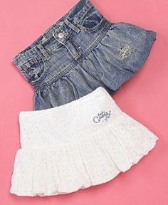 i love baby girls clothes