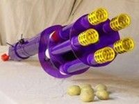 Build It Yourself Rotary Action Potato Gun Air Cannon Plans. Air Cannon, Ball Launcher, Tractor Implements, Homemade Weapons, Pvc Pipe, Rotary, Diy And Crafts, Remote, Paintball