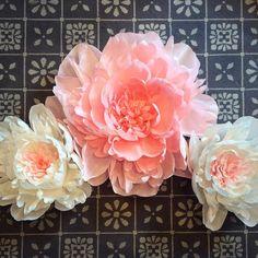 #бумажныйцветок #peony #paperflower #фотосессия #фотозона #бумага #букет #vrn #paper