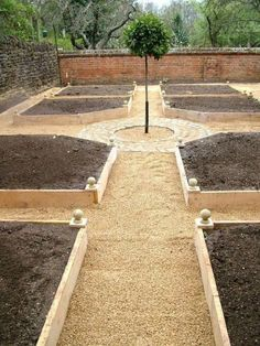 There are many benefits to using raised vegetable garden beds in your garden. For starters, elevated garden beds are easier on your back and knees because they require less bending, kneeling and crawling than . Backyard Vegetable Gardens, Vegetable Garden Design, Outdoor Gardens, Outdoor Plants, Design Jardin, Garden Cottage, Garden Boxes, Raised Garden Beds, Raised Beds