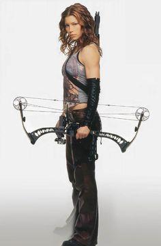 fitspiration: Jessica Biel in Blade Trinity