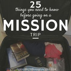 25 Things You Need To Know Before Going On A Mission Trip - more like tips on what to do and bring. *missions, go, prepare* Mission Trip Packing, Africa Mission Trip, Packing List For Travel, Mission Trips, Mission Trip Quotes, Packing Tips, Honduras, Belize Islands, Belize Hotels