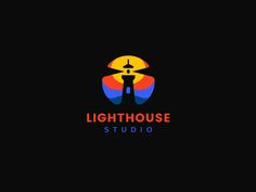 Lighthouse logo by Daniel Bodea