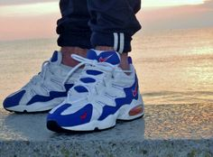 Wish I had money in 1996 Nike Air Max Tailwind 96 #tailwind #hypebeast #airmax