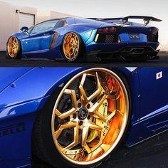 Lamborghini Aventador Fantasy Azure Butterfly Kiwi Car 2013 Design By Tony Kokhan Www.el Tony.com_  (1920×1080) | Coches Fantasia | Pinterest | Butterfly