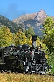 new mexico train image