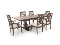 Chalet Dining Set Table And Four Chairs 69999 Available At Just Cabinets Furniture More JustCabinets