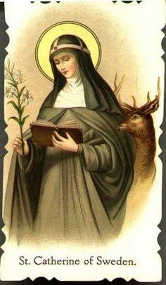 Saint Catherine of Sweden