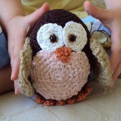 Baby Morepork Owl   Craftsy