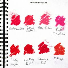 We're torn between Candied Red  Pink Martini – which would you choose to shake up your look? #BobbiBrown http://hofra.sr/ytK9x