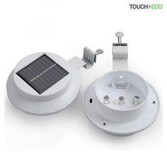 2-Pack: Ultra-Bright Outdoor Solar LED Lights