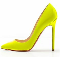 Christian Louboutin Neon Pigalle