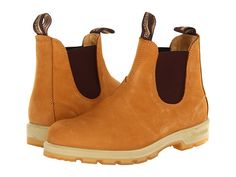 For the trekker:  Blundstone Leather Boots from Down Under- $165 Cushioned, shock-absorbing, non-skid.  Very highly rated.