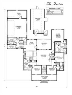 Total Square Feet The Ruston Acadian Style Home Design By Steve Madden