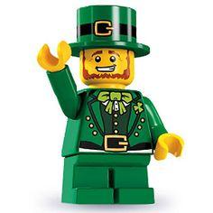 LEGO Leprechaun Minifigure
