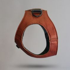 Cognac Dog Harness