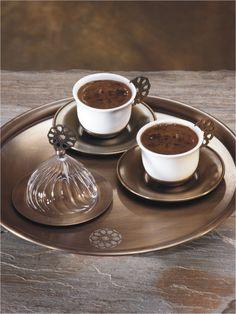 ☕️ Türk Kahvesi ☕️ #TurkishCoffee