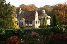 Scotney Castle, Kent, England by OghamMoon.
