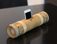 bombuson-bamboo speaker