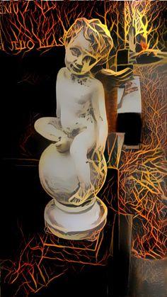 Kris Mo • Deep Dream Generator My Dream, Buddha, Deep, Statue, Art, Art Background, Kunst, Performing Arts, Sculptures