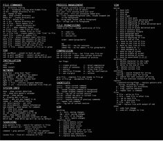 Linux Basic Commands. This will be helpful for starters with linux