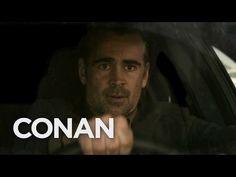 """Team Coco: Colin Farrell's New """"True Detective"""" Car Ad"""