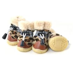 ELINKMALL Pet Dog Winter Snow Warm Walking Adjustable Anti Skid Boot -- Awesome products selected by Anna Churchill