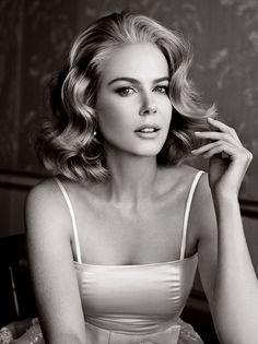 Nicole Kidman photographed by Patrick Demarchelier for Vanity Fair US December 2013.