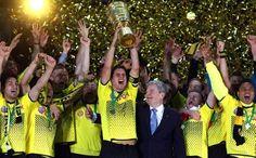 Borussia Dortmund - Champion of DFB-Pokal 2012