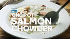 https://www.reddit.com/r/GifRecipes/comments/5vjd1u/onepot_salmon_chowder/