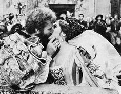 Richard Burton and Elizabeth Taylor in The Taming of the Shrew (1967)