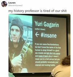 Picture memes by captainfluffypaws: comments iFunny :) - History Memes - - Me as a teacher. probably why Im not a teacher to smallest children lol The post Picture memes by captainfluffypaws: comments iFunny :) appeared first on Gag Dad. Memes Humor, Jokes, Funny Quotes, Funny Memes, Hilarious, Haha, History Memes, Funny History, History Timeline