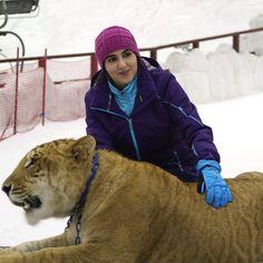 Maryam bint Mohammed bin Rashid Al Maktoum (1ª), 2015. Vía: alk7aileh_almaktoum