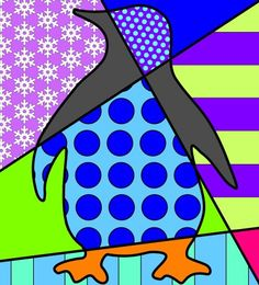 pop art penguins delight your kids with this selection of interactive coloring sheets featuring penguins