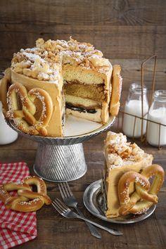 State Fair Sampler Cake | Sprinkle Bakes