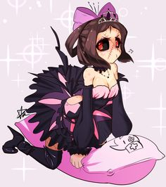 acharmingpony: Painwheel Mahou Shoujo Commission Outfit based on this video Also I just like that song. Skullgirls, Zone Toons, Anime Images, Girl Skull, Cartoon As Anime, Anime Monsters, Miss Kobayashi's Dragon Maid, Comic Drawing, Girl Sketch