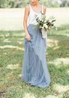 Reserved listing for Janna Kellum Non puffy tulle skirt from Hidden Room https://www.etsy.com/shop/HiddenRoom?ref=l2-shopheader-name