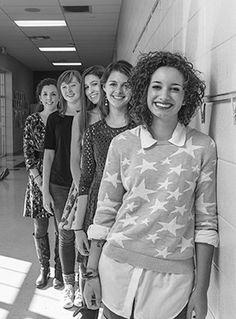 Belmont alumni Laura Rheinlander (Franklin HS) and students featured in Nashville Arts Magazine.