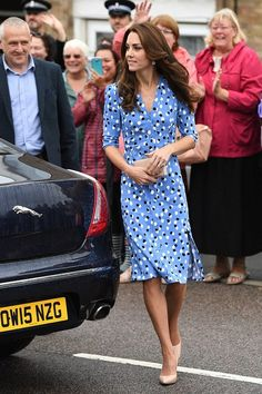 Gardrop Kedisi: Kate Middleton