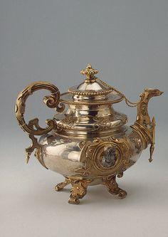 Teapot Russia, 1848