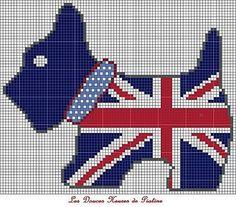 Union Jack Scottie