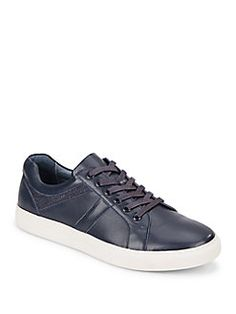Zanzara - Mixer Leather Sneakers