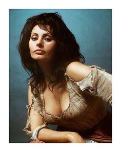 "Sophia Loren en ""El"