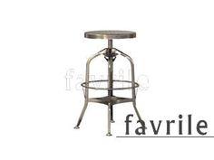 #吧檯椅(商業空間咖啡廳復古工業風家具)-夏虞傢俱 favrile