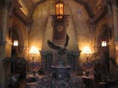 hollywood tower hotel inside