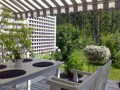 Grey terrace / Harmaa terassi