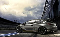 Meet the Opel Astra OPC Extreme. This will apparently be the fastest street-legal Astra ever. Hit the image to see why...