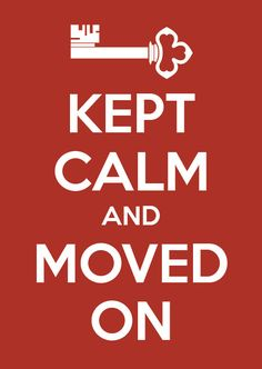 Moving Announcement New Home Keep Calm by NestedExpressions, $20.00