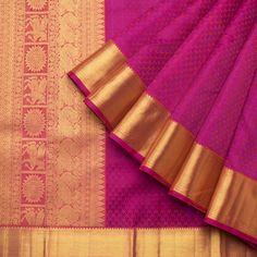 Kanakavalli Handwoven Kanjivaram Silk Sari 1013096 - Brands / Kanakavalli - Parisera